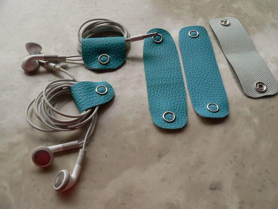Couture à la maison - Sewing at home: Range-câble: hyper pratique pour tous les cordons ...