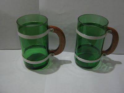 Reciclado de botellas y artesanias jarros y vasos con - Que hacer con botellas de vidrio ...