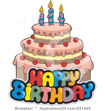 Clip Art for Birthday Wishes