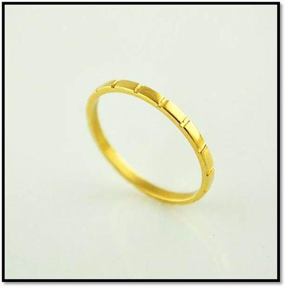 Coleção Miscelânea  - Em ouro amarelo 18k