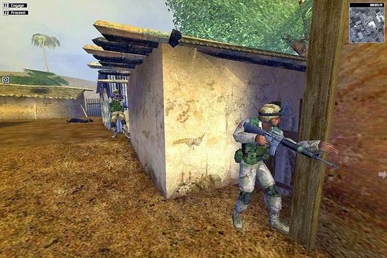 Terrorist Takedown Conflict in Mogadishu Game Screenshot