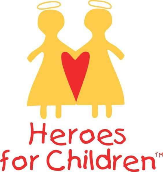 Heroes for children - great charitable organization for children with cancer