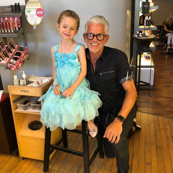 Being a hairdresser for 30 years you hear a lot, see a lot and experience your guest's lives through their stories.  This is Daniella....after my time with her yesterday....I am changed.  #transkids #proud #transfriendlybusiness #trangender #lgbtfriendly #thisisme #onelove #family #love #loveislove #justlove #unconditionallove #herfavoritecolorispink #thoseshoestho #salonlife #beautifullife #sofortunate #jeffreyrichardsalon #jrsalongr #jeffreyrichard #wealthystreet #uptowngr  Swipe left for more