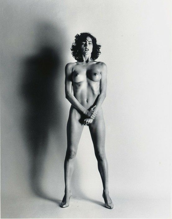 "Big Nude III, Henrietta, Paris aka Grand Nude III aka ""Grand Nu III"" aka Henrietta B © Helmut Newton Estate"