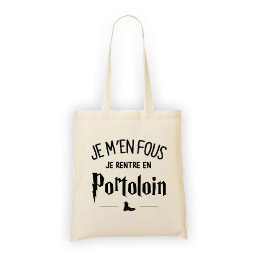 Je m'en fous je rentre en Portoloin // Bienvenue sur Keewi.io - Créez et vendez vos T-Shirts Gratuitement