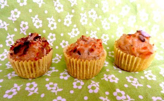 Recette apéro : Muffins salés