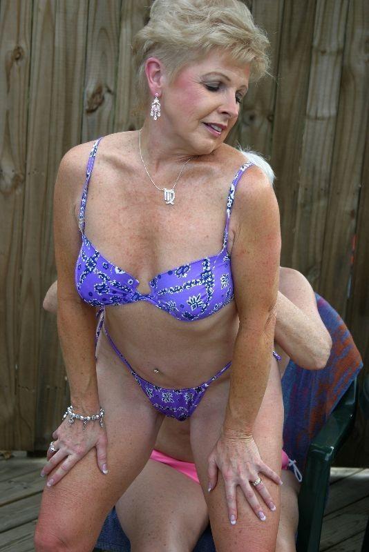 Sexey Older Women