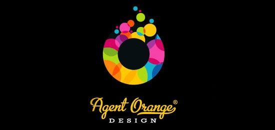 30 Ejemplos de logos creativos y coloridos | Puerto Pixel | Recursos de Diseño