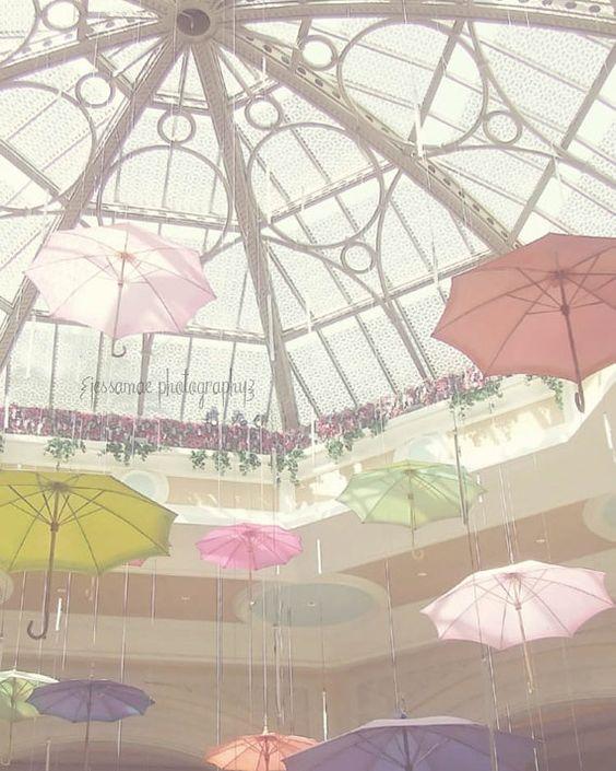 Parapluie Art, crèche Pastel de l: