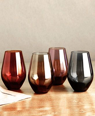 Pinterest the world s catalog of ideas - Lenox stemless red wine glasses ...