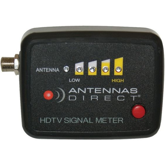ClearStream(TM) HDTV Signal Meter