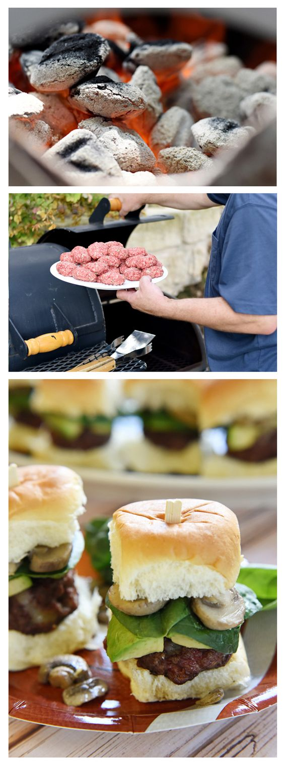 Cheeseburger sliders, Cheeseburgers and Sliders on Pinterest