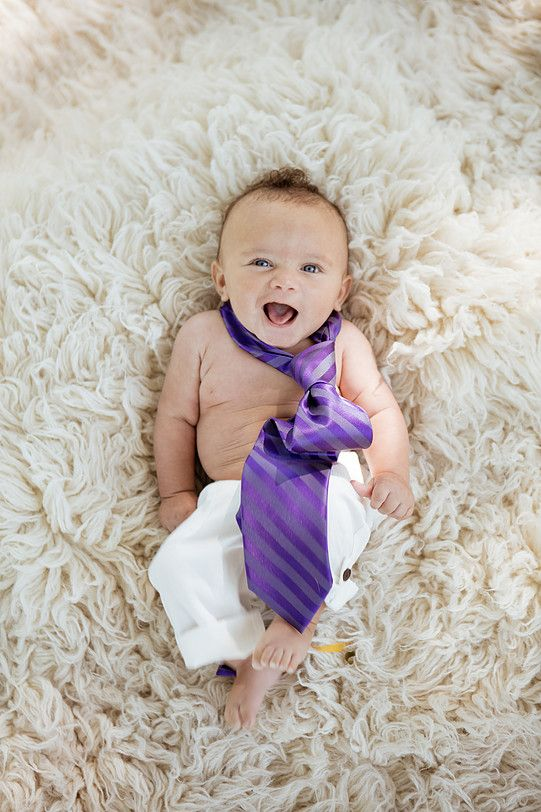 Neck tie and a happy baby #babyphotography #grandrapidsbabyphotographer #grandrapidsphotographer #grandrapidsfamilyphotographer