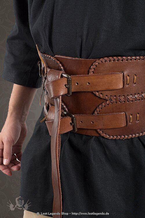 Armschutz Fashion braun