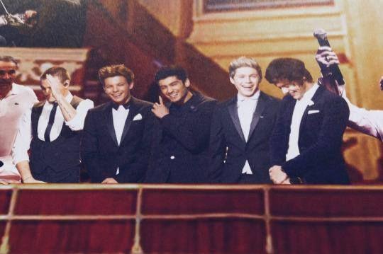 Fotografía que esta en la pared del Royal Albert Hall, uno de los teatro más emblemáticos del mundo situado en UK.