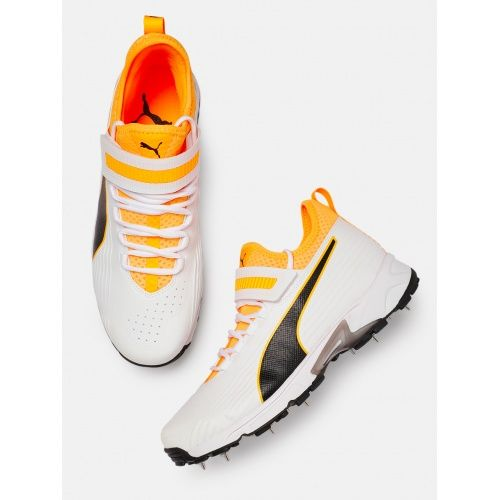 Orange Bowling Cricket Shoes - 2020