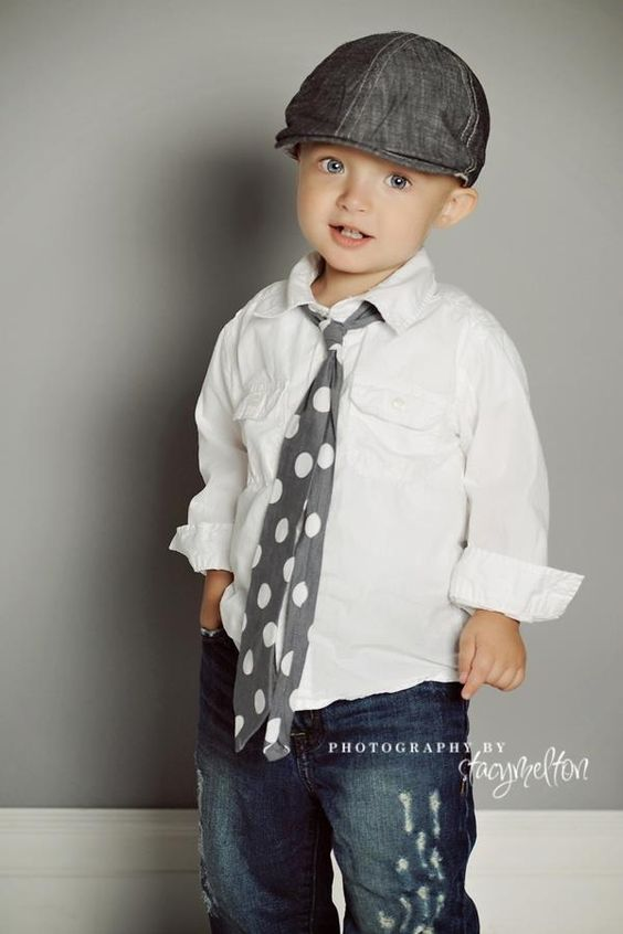 This is why I need a boy... To dress him like this!