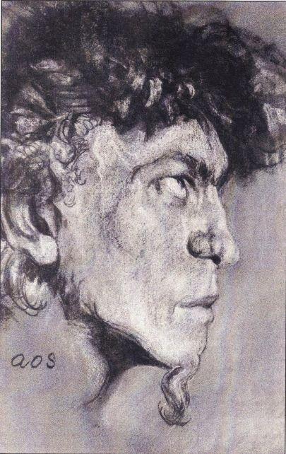 Self-Portrait as Satyr
