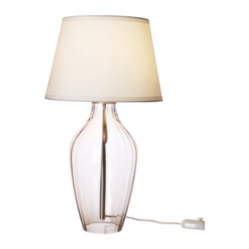 To be Lamp bases and Glass table lamps on Pinterest