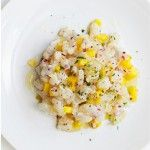 Eating alone and looking for a nice meal? Here is an easy recipe: a cod tartare…