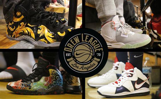Best sneakers spotted at the @DrewLeague last week? http://nicek.is/1tFlSgb