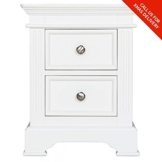 Banbury Elegance Painted Furniture Bedside Cabinet | Bedroom ideas ...