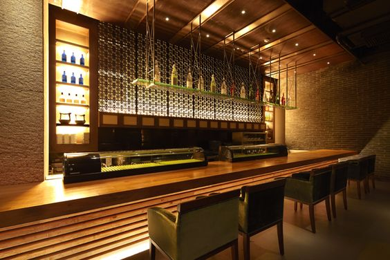 Shanghai Japanese Resutaurant Manjima Jingan BY SMOOTH DESIGN