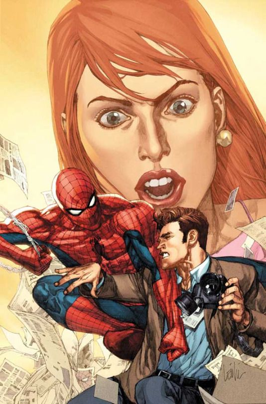 Leinil Francis Yu - Spider-Man