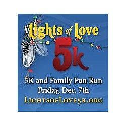 Lights of Love 5K and Family Fun Run Austin, TX #Kids #Events