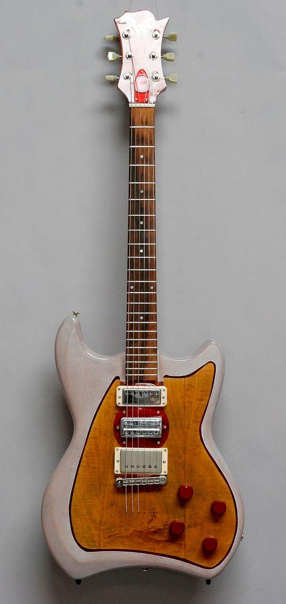 Destroy All Guitars - Pheo Jet Custom