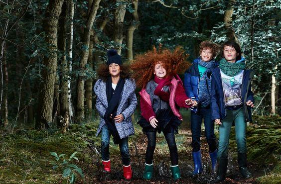 Über Stock und über Stein: Outdoor Mode für Kids