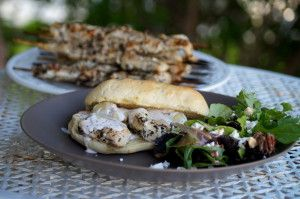My daughter introduced me to Mel's Kitchen Café and I just can't seem to get away from it. Katiefound these wonderful chicken sandwiches there and I have been in heaven ever since. We made our o...