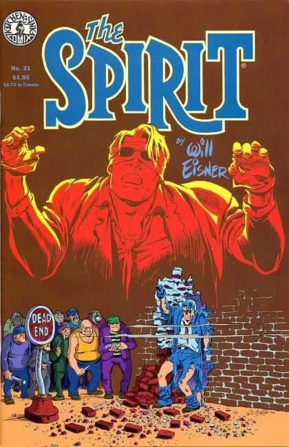 The Spirit #21, Will Eisner