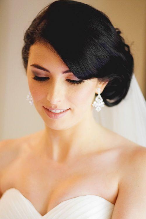 Hochzeit Make-up, Augen and Make-up on Pinterest