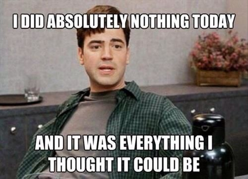 Funny Quotes About Nothing: Office Space Movie Doing Nothing Quote