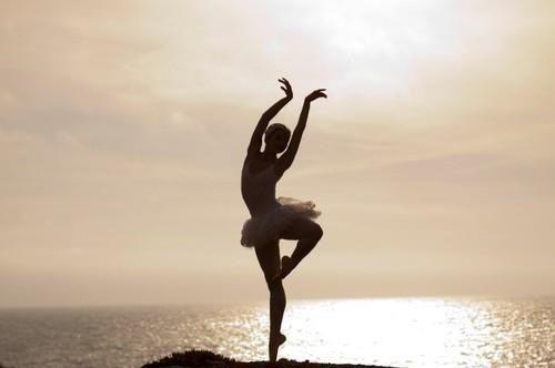 Ballet = perfección