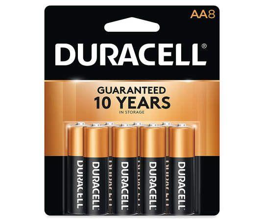 Duracell Coppertop Duracell Duracell Batteries Alkaline Battery