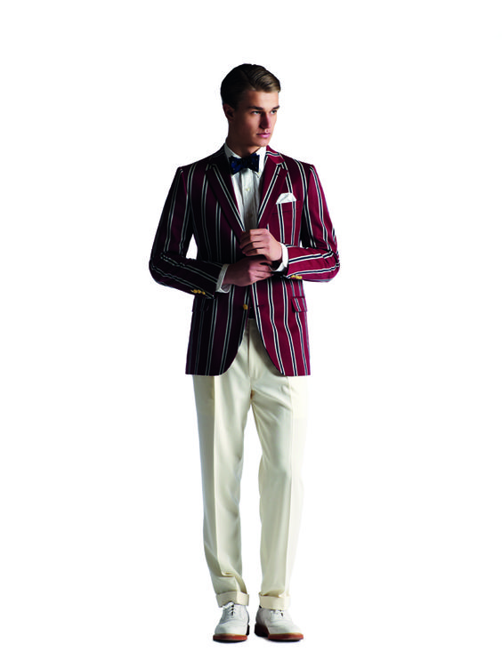 Brooks Brothers & The Great Gatsby