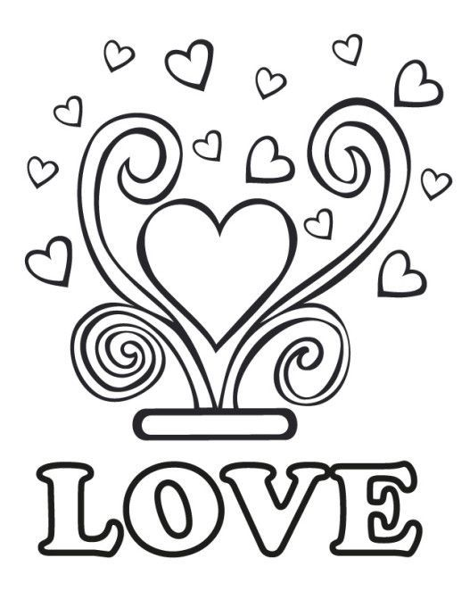 Free Wedding Coloring Pages To Print