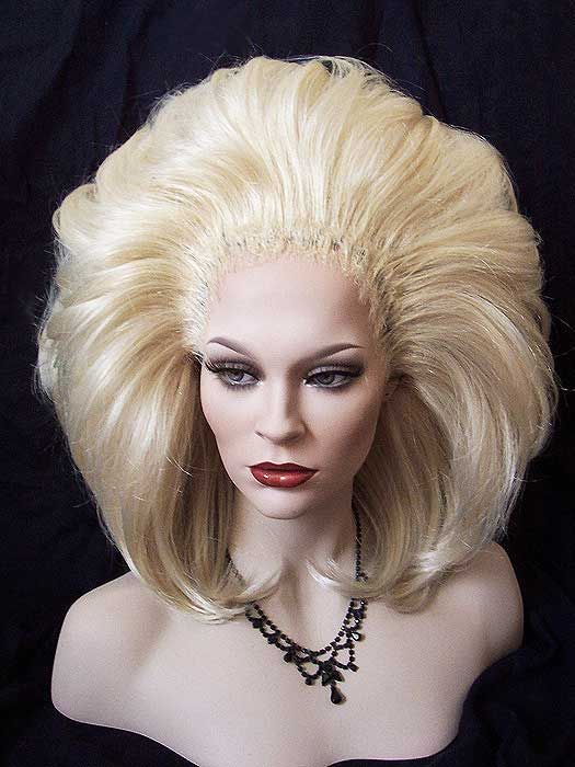Rooted Blonde Drag Queen Wig A Classic Not To Big Not