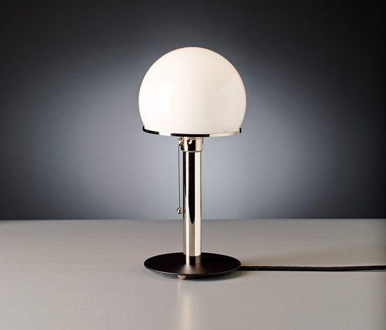 Wa23sw Bauhaus Table Lamp By Tecnolumen, Bauhaus Table Lamp