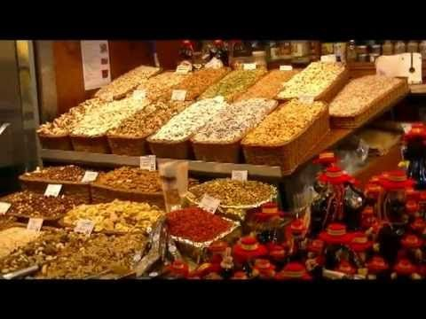 Learn Spanish at La Boqueria in Barcelona (Spain) with Happy Hour Spanish