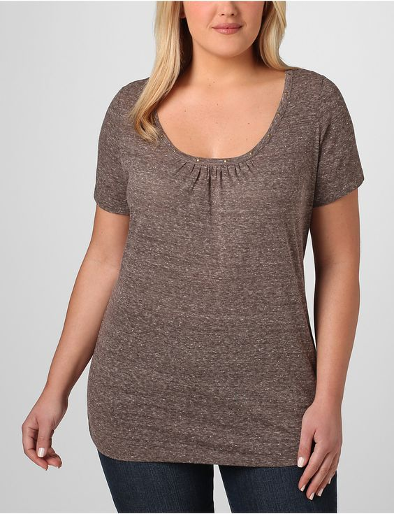 Lane Bryant Outlet top in a 14/16W for $2.49!!! -- #sonsi ...