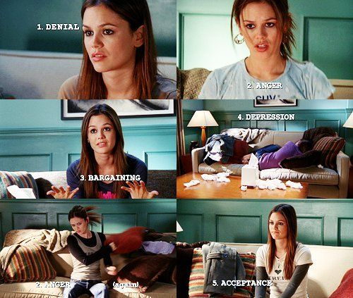 The OC! :) - great job by Rachel Bilson in this scene