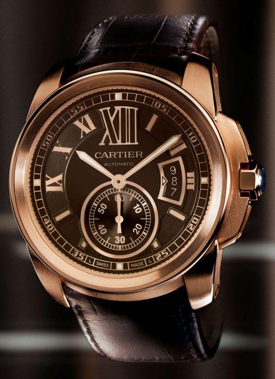 Cartier Calibre: Timepiece, Men Watch, Time Piece, Men S Watch