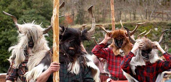 Trangas del Carnaval de Bielsa