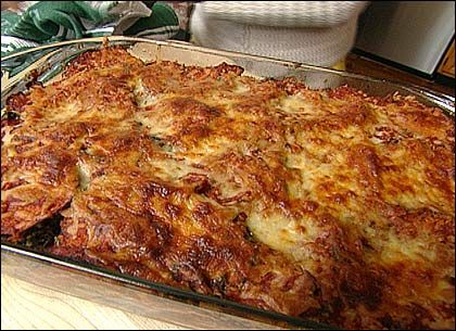 Eggplant Parmesan...but mine is much better!