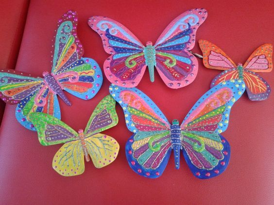 Vlinders voor in de tuin projecten om te proberen for Decoratie vlinders voor in de tuin