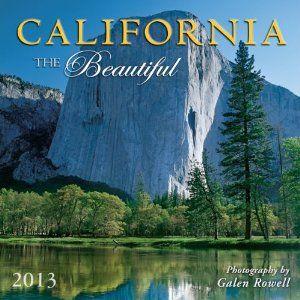 California the Beautiful  2013 Wall (calendar) (Calendar)  http://www.picter.org/?p=1416288848