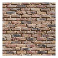 Koni Materials, LLC - Koni Brick™, Buff, Flats - Thin Brick Veneer. 60 pieces/10.76 SQFT per box.